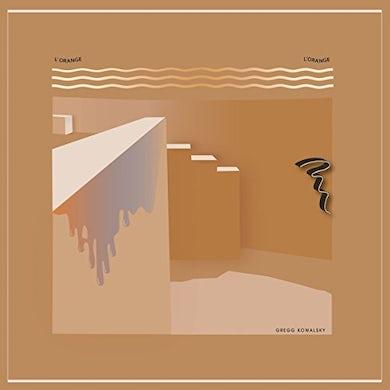 Gregg Kowalsky L'ORANGE L'ORANGE Vinyl Record