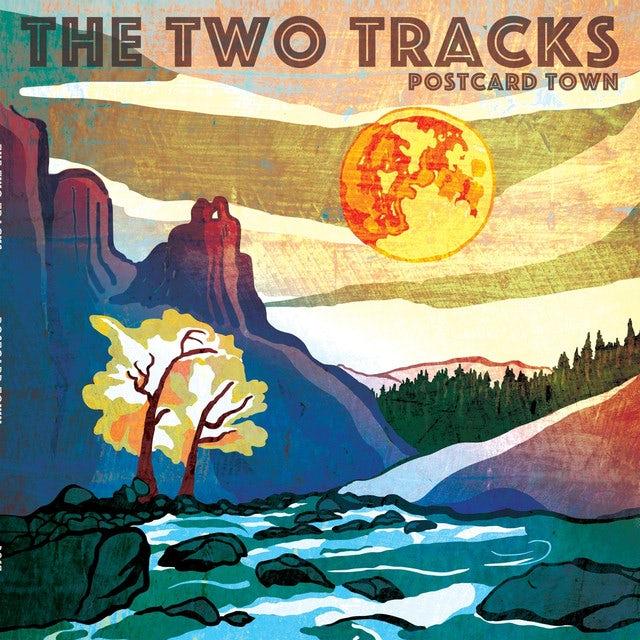 Two Tracks POSTCARD TOWN Vinyl Record