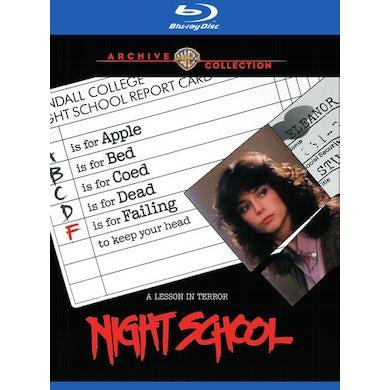 NIGHT SCHOOL (1981) Blu-ray