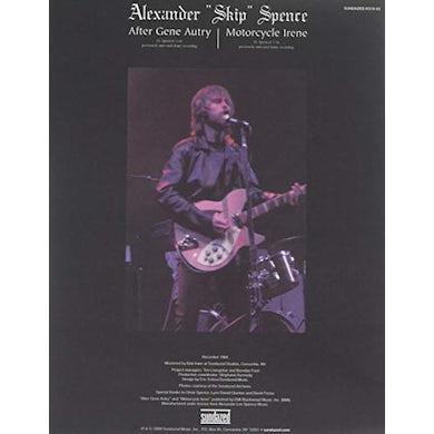 Alexander Skip Spence AFTER GENE AUTRY / MOTORCYCLE IRENE Vinyl Record