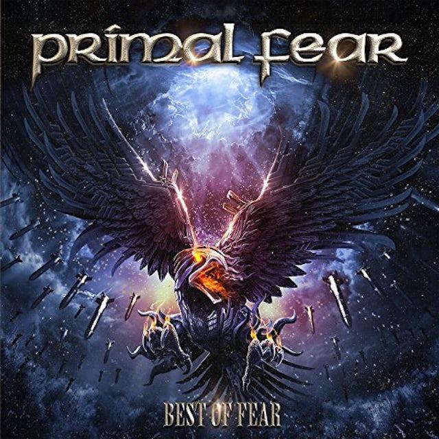 Primal Fear BEST OF FEAR CD