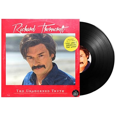 Richard Thorncroft YOU CAN'T HANDCUFF THE WIND / Original Soundtrack Vinyl Record