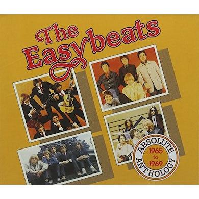 Easybeats ABSOLUTE ANTHOLOGY 1965-1969 CD