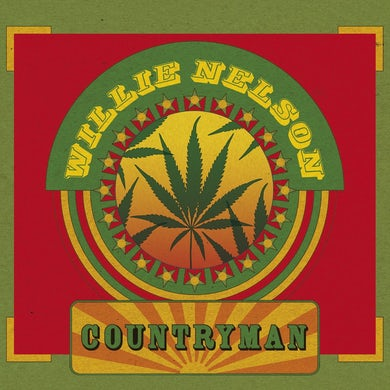 Willie Nelson COUNTRYMAN CD