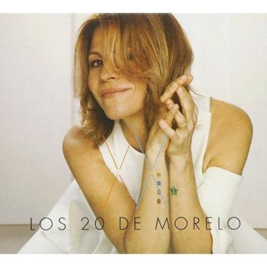 Marcela Morelo LOS 20 DE MORELO CD