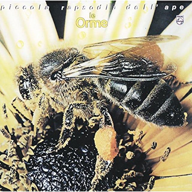 Orme PICCOLA RAPSODIA DELL'APE (COLORED VINYL) Vinyl Record