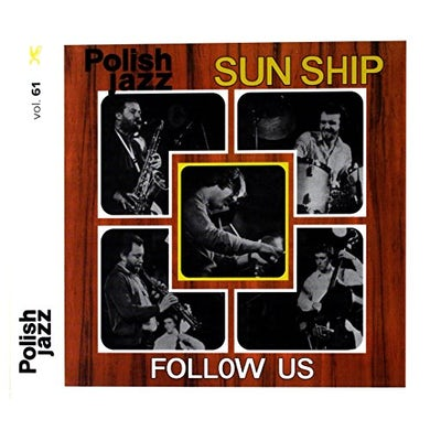 FOLLOW US (POLISH JAZZ) CD