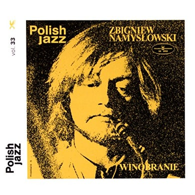 WINOBRANIE (POLISH JAZZ) CD