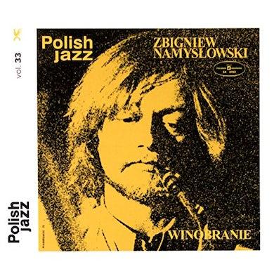 Zbigniew Quintet Namyslowski WINOBRANIE (POLISH JAZZ) CD