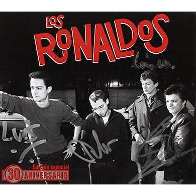 LOS RONALDOS: 30TH ANNIVERSARY CD