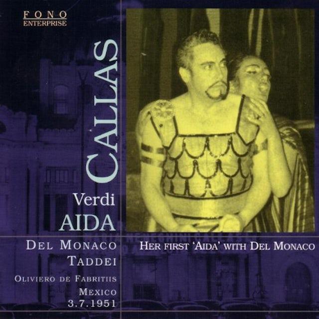 Luciano Pavarotti AIDA CD