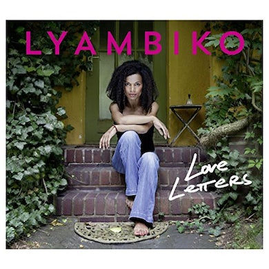 Lyambiko LOVE LETTERS CD