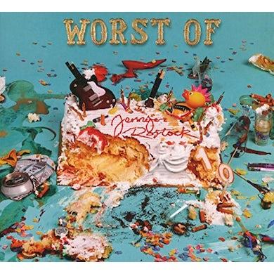 WORST OF JENNIFER ROSTOCK CD