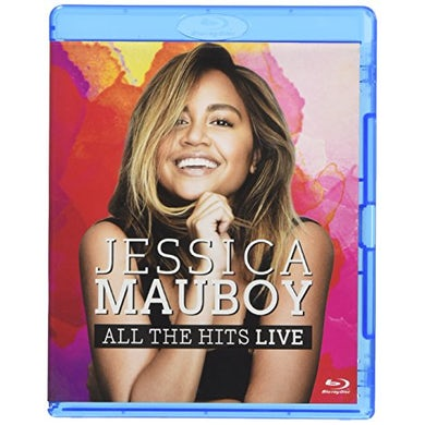 Jessica Mauboy ALL THE HITS LIVE Blu-ray