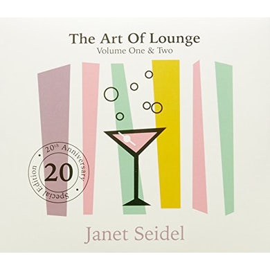 ART OF LOUNGE (VOL 1 & 2) CD