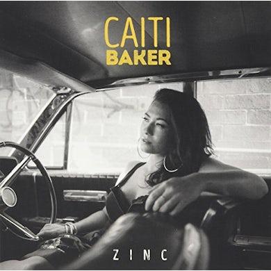 Caiti Baker ZINC CD