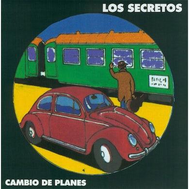 CAMBIO DE PLANES Vinyl Record