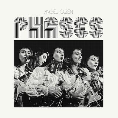 Angel Olsen  PHASES (OLIVE GREEN VINYL) Vinyl Record
