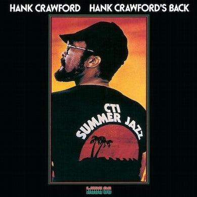 HANK CRAWFORD'S BACK CD