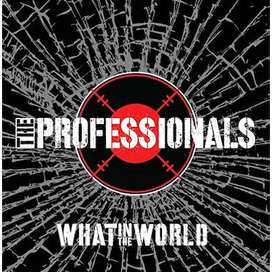 Professionals WHAT IN THE WORLD Vinyl Record