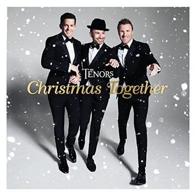 CHRISTMAS TOGETHER (CLEAR VINYL) Vinyl Record