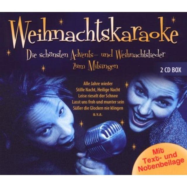 Meraner Kinderchor WEIHNACHTS KARAOKE CD