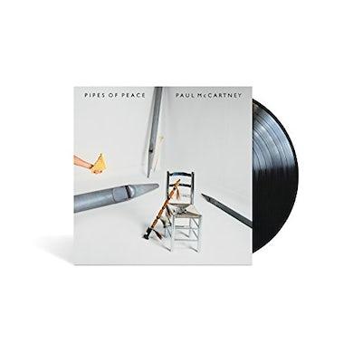 Paul McCartney PIPES OF PEACE Vinyl Record