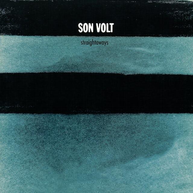 Son Volt STRAIGHTAWAYS Vinyl Record