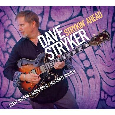 Dave Stryker STRYKIN' AHEAD Vinyl Record