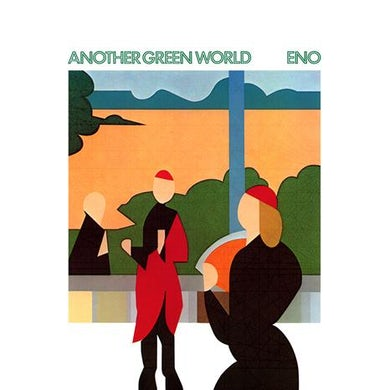 Brian Eno ANOTHER GREEN WORLD Vinyl Record
