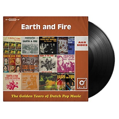 Earth & Fire GOLDEN YEARS OF DUTCH POP MUSIC: A&B SIDES Vinyl Record