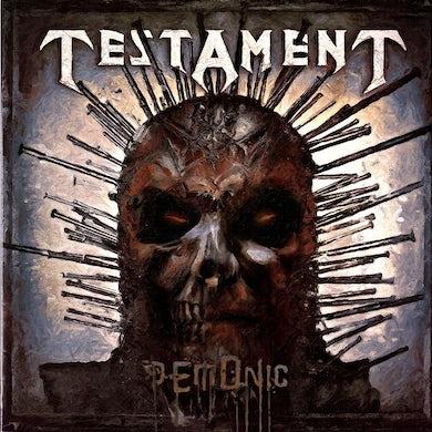 Testament DEMONIC Vinyl Record