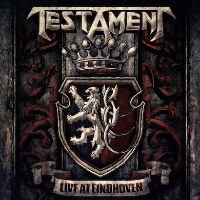Testament LIVE AT EINDHOVEN Vinyl Record