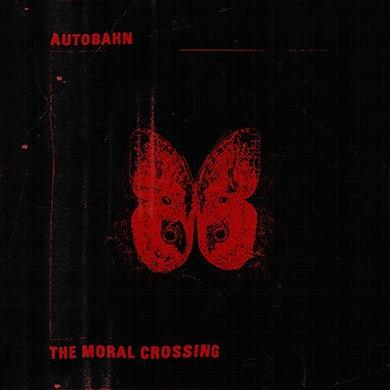 Autobahn MORAL CROSSING (RED VINYL) Vinyl Record