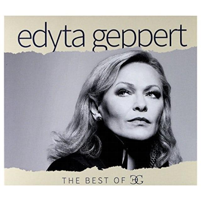 Edyta Geppert BEST OF CD