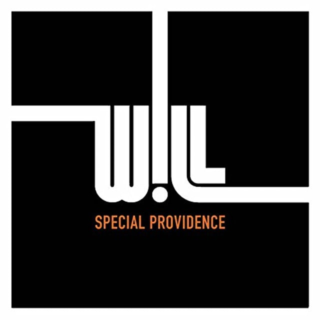 Special Providence WILL CD