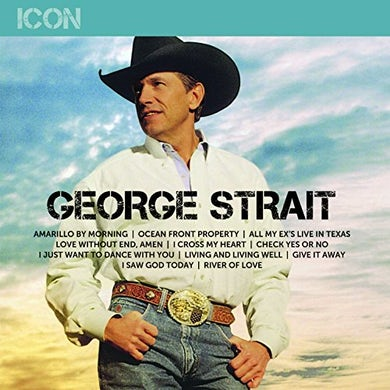 George Strait ICON Vinyl Record