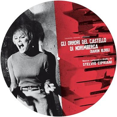 Stelvio Cipriani GLI ORRORI DEL CASTELLO DI NORIMBERGA - Original Soundtrack Vinyl Record