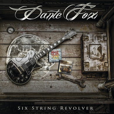 Dante Fox SIX STRING REVOLVER CD