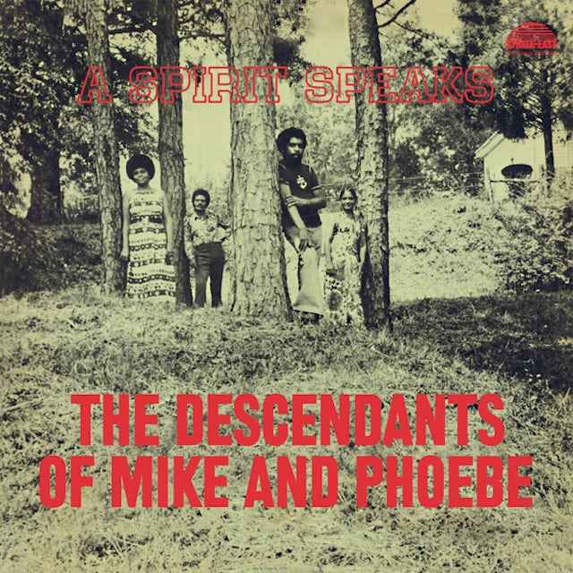 Descendants Of Mike & Phoebe SPIRITS SPEAK Vinyl Record