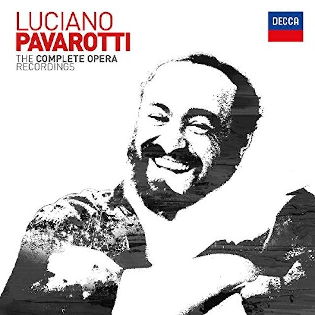 Luciano Pavarotti COMPLETE OPERAS CD