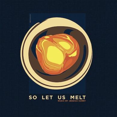 SO LET US MELT (LIMITED ORANGE & BLUE 180G/DL CODE/REMASTER) Vinyl Record