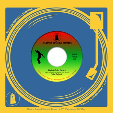 MADE IN TRIBU BAHARU Vinyl Record