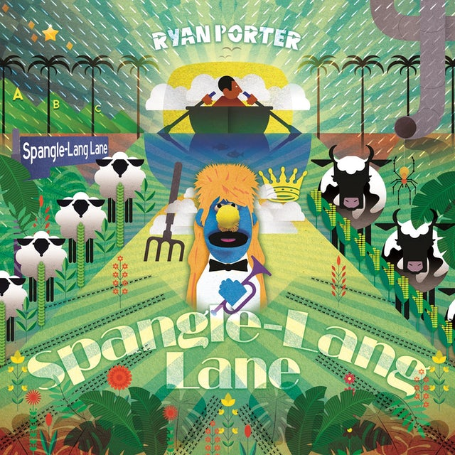 Ryan Porter SPANGLE LANG CD