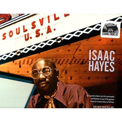 Isaac Hayes SPIRIT OF MEMPHINS Vinyl Record