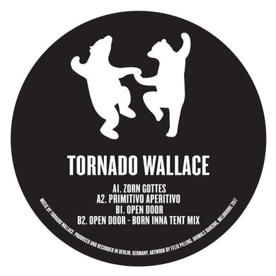 Tornado Wallace FOR ANIMALS DANCING Vinyl Record