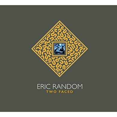 Eric Random TWO FACED CD