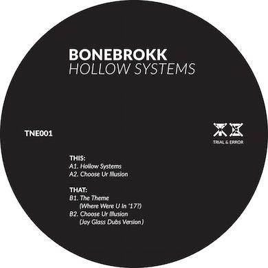 Bonebrokk HOLLOW SYSTEMS Vinyl Record