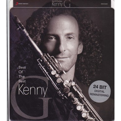 Kenny G BEST OF THE BEST CD