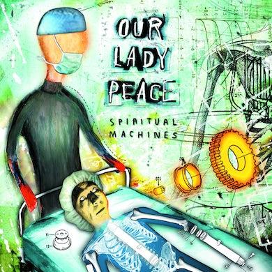 SPIRITUAL MACHINES Vinyl Record